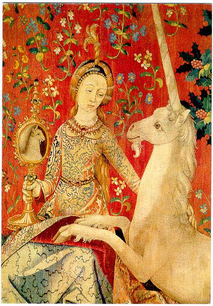 Licorne - Tapisserie dame a la licorne ...