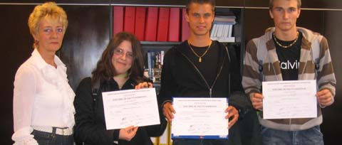 Ath n e royal de vis ens secondaire championnat bureautique 2007 - Bureau des concours aphp ...